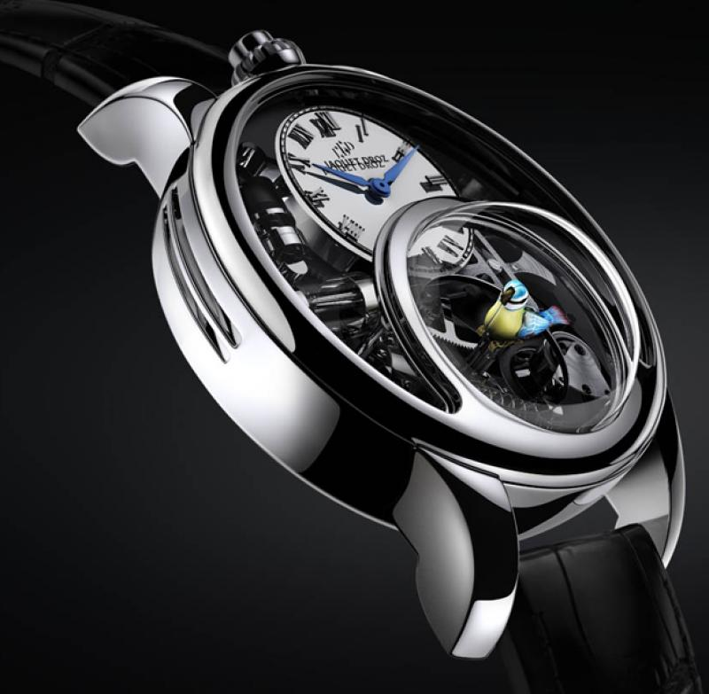 J031534240 Jaquet Droz Charming Bird Les Ateliers D'Art