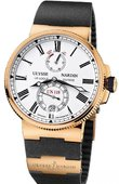 Ulysse Nardin Marine Manufacture 1186-122-3/40 Chronometer 45 mm RG Limited Edition 350