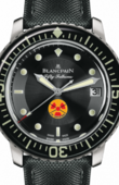 Blancpain Fifty Fathoms 5015B-1130-52 'Tribute to Fifty Fathoms'