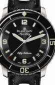 Blancpain Fifty Fathoms 5015C-1130-52B 'Tribute to Fifty Fathoms Aqua Lung'