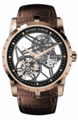 Roger Dubuis Excalibur RDDBEX0392 Skeleton Flying Tourbillon 42