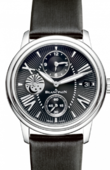 Blancpain Women 3760-1130-52B Double Time Zone - GMT
