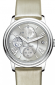 Blancpain Women 3760-1136-52B Double Time Zone - GMT