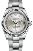 Rolex Datejust 178274 sso 31mm Steel and White Gold