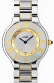 Cartier 21 Chronoscaph W10072R6 21 Must de Cartier Large