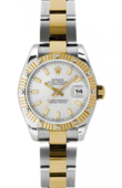 Rolex Datejust Ladies 179313 sso 26mm Steel and Yellow Gold