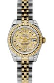 Rolex Datejust Ladies 179173 ygjcdj 26mm Steel and Yellow Gold
