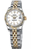 Rolex Datejust Ladies 179173 wsj 26mm Steel and Yellow Gold