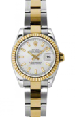 Rolex Datejust Ladies 179173 sso 26mm Steel and Yellow Gold