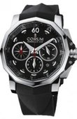 Corum Admirals Cup Challenger 753.671.20/F371 AN52 Admiral`s Cup Challenger Chrono 44