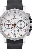 Corum Admirals Cup Challenger 753.691.20/F371 AA92 Admiral`s Cup Challenger Chrono 44