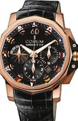 Corum Admirals Cup Challenger 753.691.55/0081 AN92 Admiral`s Cup Challenger Chrono 44