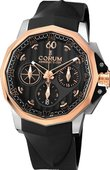 Corum Admirals Cup Challenger 753.771.24/F371 AN16 Admiral`s Cup Challenger Chrono 44