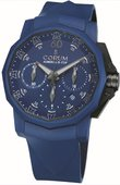 Corum Admirals Cup Challenger 753.807.02/F373 AB21 Admiral`s Cup Challenger Chrono Rubber 44