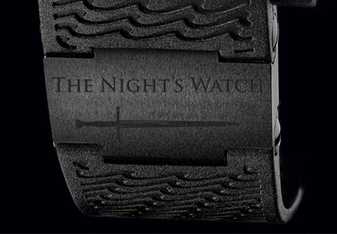 Ulysse Nardin Black Sea 'Game of Thrones' Maxi Marine Diver Black Sea 'Game of Thrones' Limited Edition 25 - фото 4