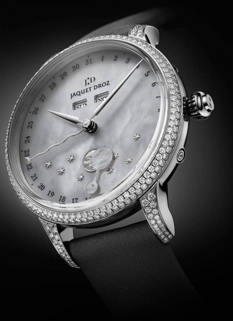 J012614570 Jaquet Droz  The Eclipse Mother-Of-Pearl Majestic Beijing