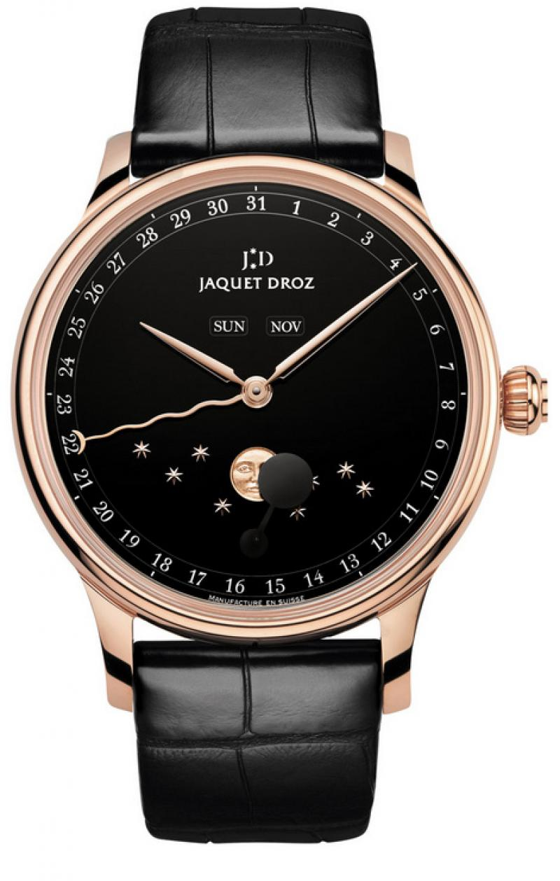J012633202 Jaquet Droz The Eclipse Black Enamel Majestic Beijing