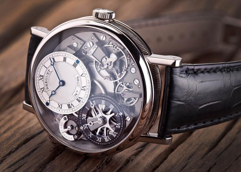 7067BB/G1/9W6 Breguet GMT Tradition