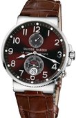 Ulysse Nardin Maxi Marine Chronometer 41mm 263-66/625 Steel