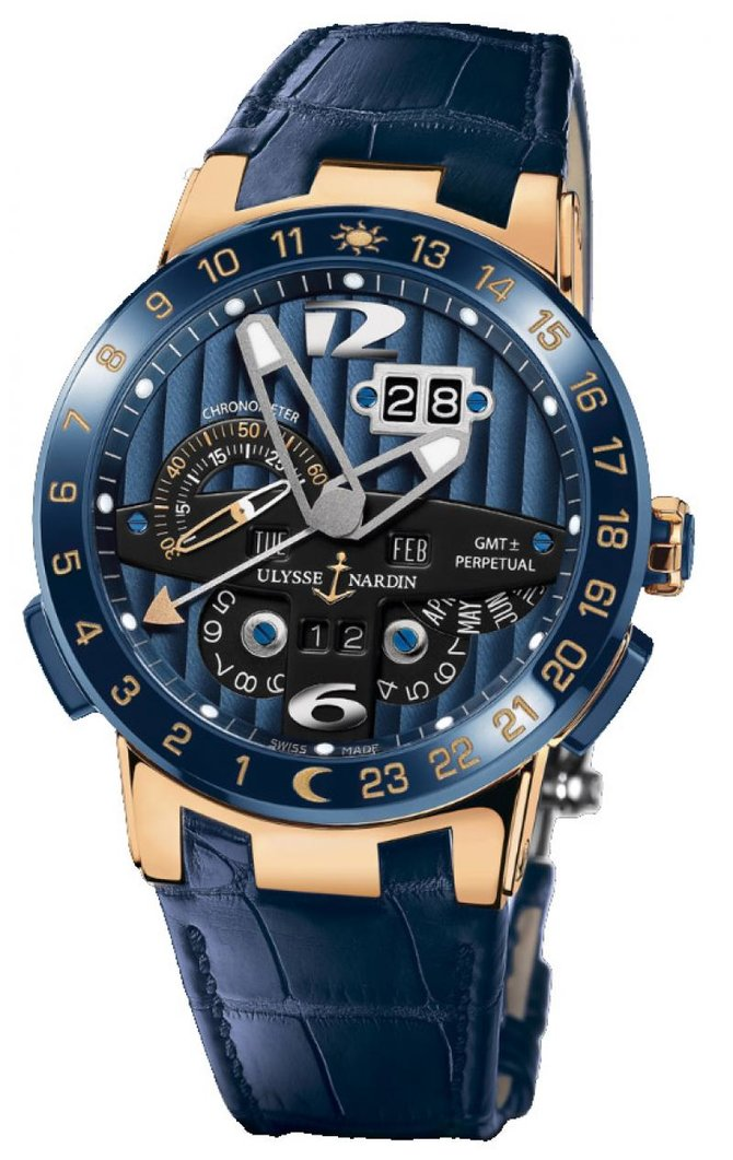 Мужские часы Ulysse Nardin 326-00