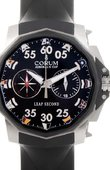 Corum Admirals Cup Seafender 895.931.06/0371 AN92 Admiral`s Cup Seafender Chrono Foudroyante 48