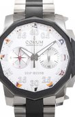 Corum Admirals Cup Seafender 895.931.06/V791 AA92 Admiral`s Cup Seafender Chrono Foudroyante 48