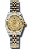 Rolex Datejust Ladies 179173 chjdj 26mm Steel and Yellow Gold