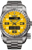 Breitling Professional Emergency II Yellow Emergency II