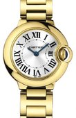 Cartier Ballon Bleu de Cartier W69001Z2 Ballon Bleu de Cartier Small Quartz