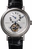 Breguet Classique Complications 5307PT/12/9V6 Tourbillon Regulator