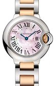 Cartier Ballon Bleu de Cartier W6920034 Ballon Bleu de Cartier Small Quartz