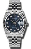 Rolex Datejust Ladies 116234 bljdj 36mm
