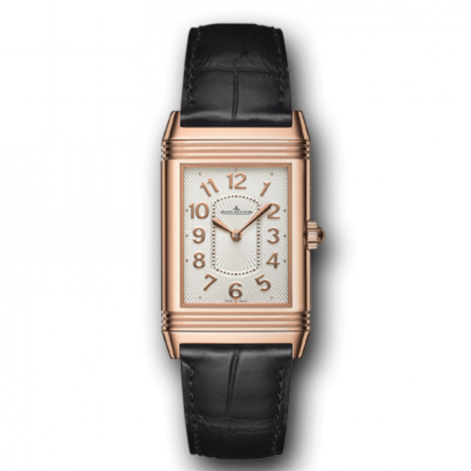 Jaeger LeCoultre 3302421 Reverso Reverso Lady Ultra Thin Duetto Duo - фото 1