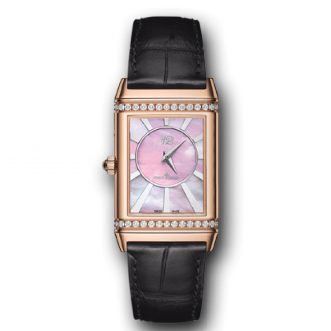 Jaeger LeCoultre 3302421 Reverso Reverso Lady Ultra Thin Duetto Duo - фото 2