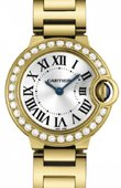 Cartier Ballon Bleu de Cartier WE9001Z3 Ballon Bleu de Cartier Small Quartz