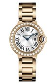Cartier Ballon Bleu de Cartier WE9002Z3 Ballon Bleu de Cartier Small Quartz
