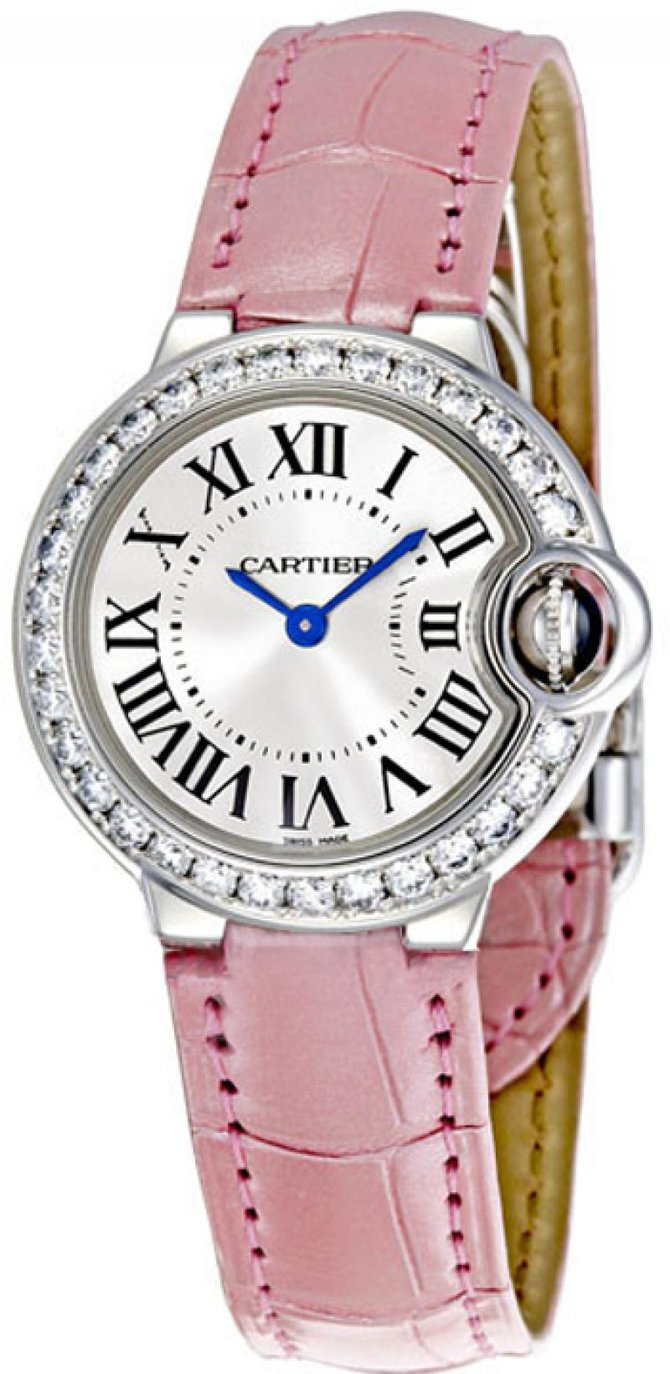 Cartier WE900351 Ballon Bleu de Cartier Ballon Bleu de Cartier Small Quartz - фото 1