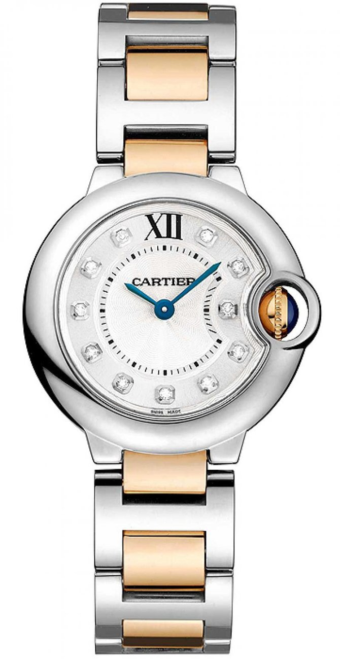 Cartier WE902030 Ballon Bleu de Cartier Ballon Bleu de Cartier Small Quartz - фото 1