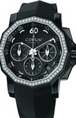 Corum Admirals Cup Challenger 984.970.97/F371 AN32 Admiral`s Cup Challenger 40 Chrono Diamonds