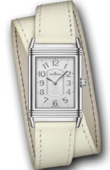 Jaeger LeCoultre Reverso 330842J Reverso Lady Ultra Thin Duetto Duo