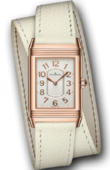 Jaeger LeCoultre Reverso 330242J Reverso Lady Ultra Thin Duetto Duo