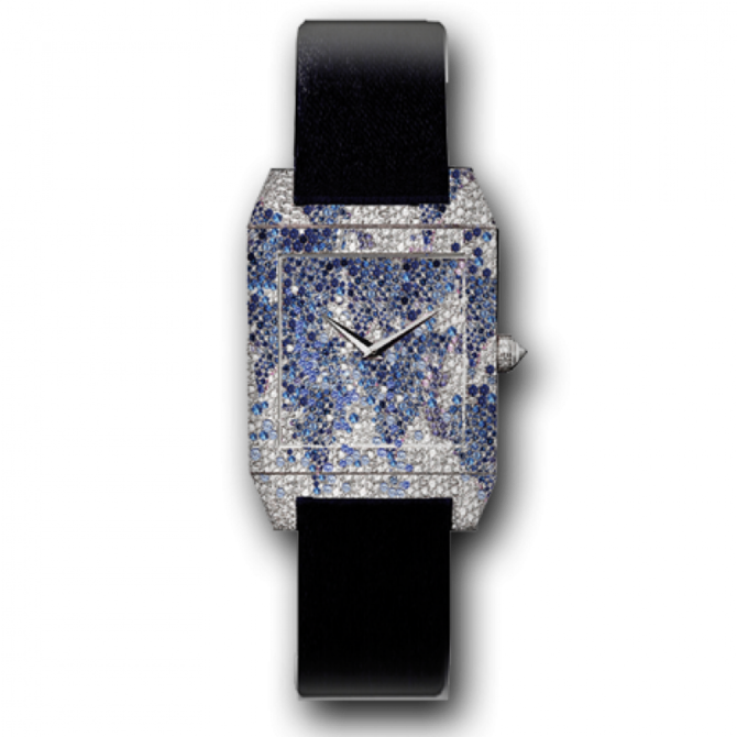 Jaeger LeCoultre 2343403 Reverso Art Ice - фото 1