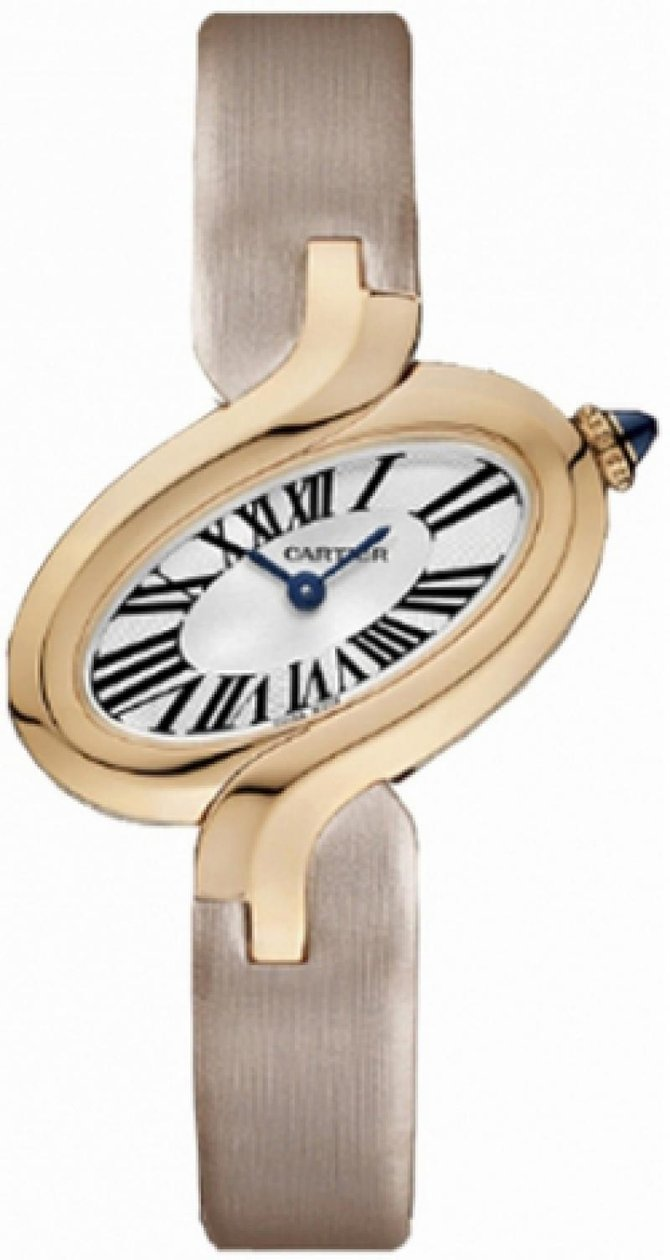 Cartier W8100011 Delices De Cartier Quartz Large - фото 1