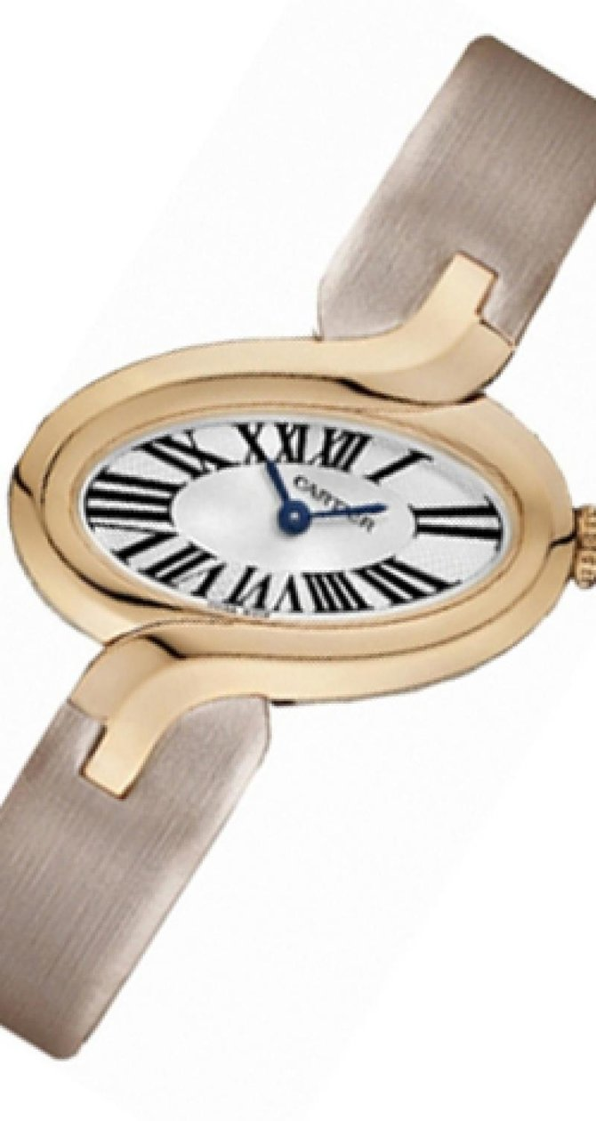 Cartier W8100011 Delices De Cartier Quartz Large - фото 2