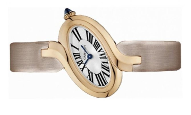 Cartier W8100011 Delices De Cartier Quartz Large - фото 3