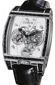 Corum Golden Bridges 382.860.69/0F81 0000 Golden Tourbillon Panoramique Diamants