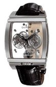 Corum Golden Bridges 382.850.59/0F01 0000 Golden Tourbillon Panoramique Grey Sapphire
