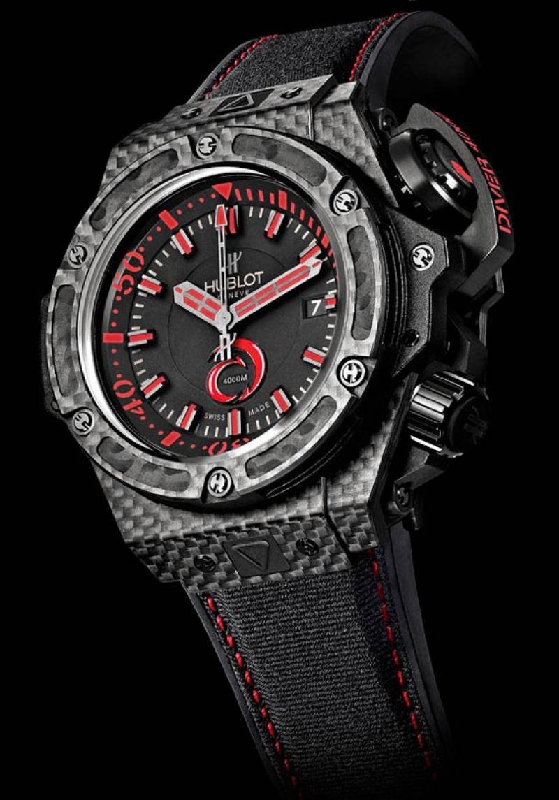731.QX.1140.NR.AGI12 Hublot Oceanographic 4000 Alinghi  King Power