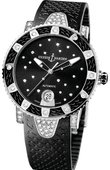 Ulysse Nardin Lady Diver 8103-101EC-3C/22 Starry Night