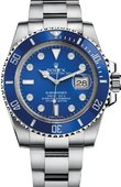 Rolex Submariner 116619LB Date White Gold